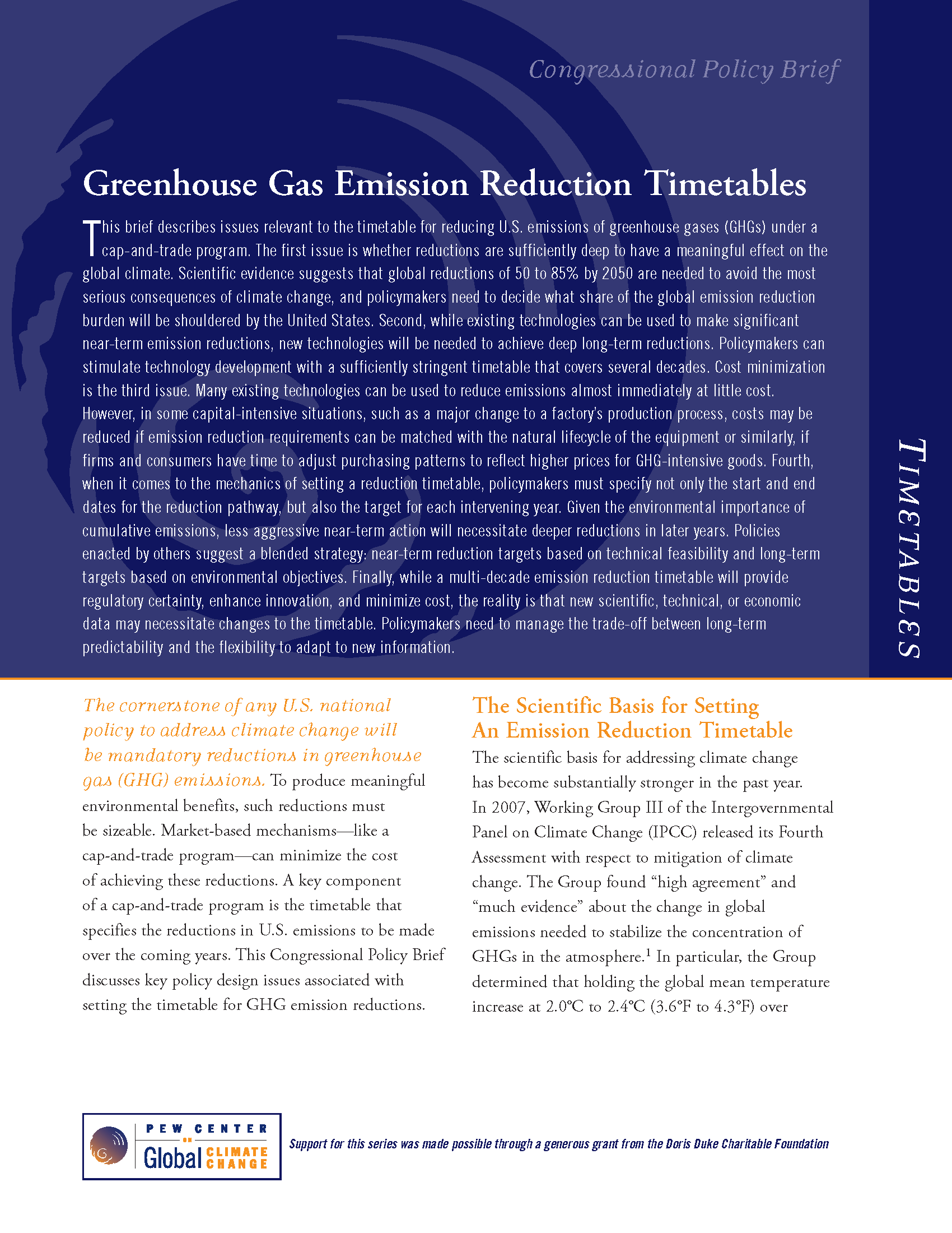 the market based policies capable of controlling greenhouse gas emission The future of greenhouse gas emissions trading in on greenhouse gas emission to identify control measures that will reduce emissions from.