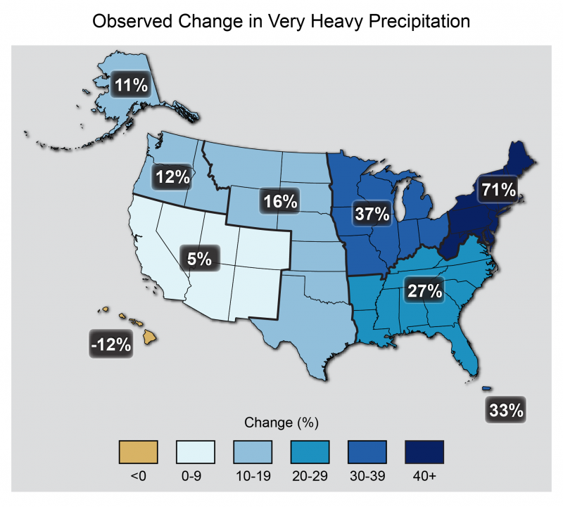 Extreme Precipitation and Climate Change — Center for Climate and ...