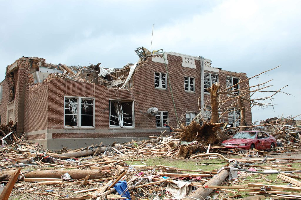Tornadoes And Climate Change Center For Climate And