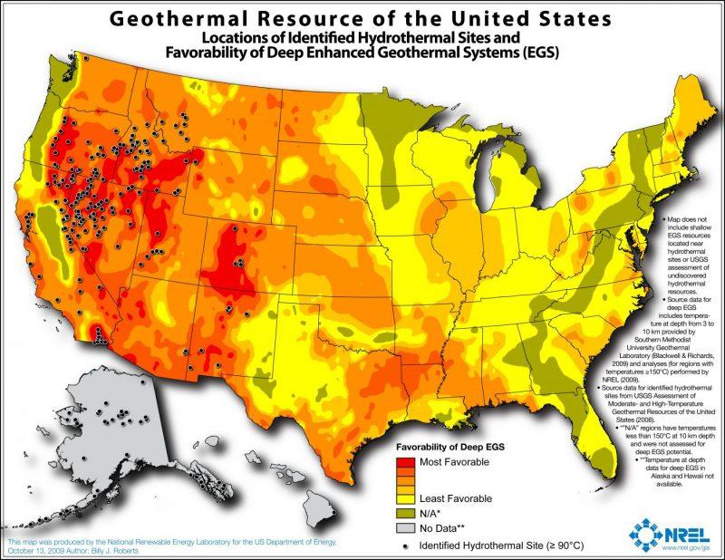 Us Solar Energy Map - Solar panel map us