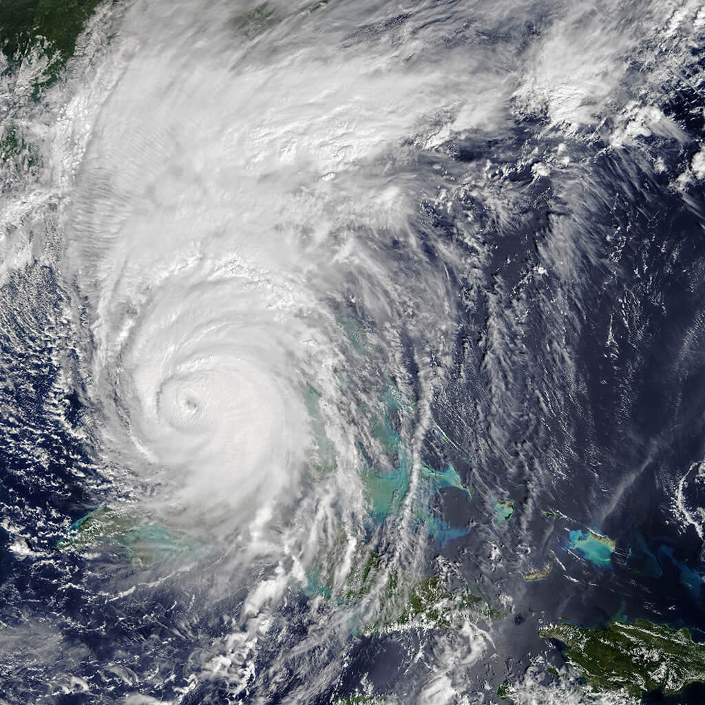 Hurricanes and Climate Change | Center for Climate and