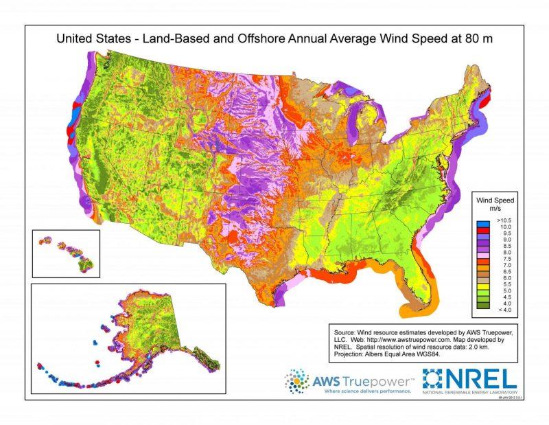 Solar Map Us - Solar panel map us